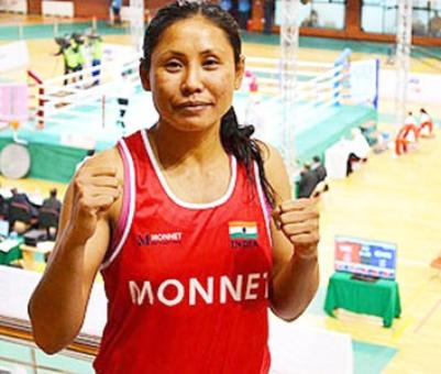 Sarita, Pinki return to amateur boxing after apologizing