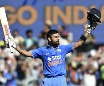 Kohli is batting like he's from another planet, says Gavaskar
