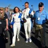 Simon Pagenaud wins Sonoma race to wrap up IndyCar title