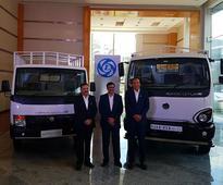 Ashok Leyland launches new LCV 'Partner' after Nissan break up
