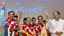 Yogi Adityanath, Manohar Parrikar & Keshav Maurya likely to remain MPs till President polls: Report