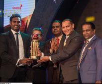Mathews Takes Top Honours at Cricket Awards