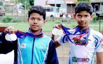 Tushar and Maneet Selected for KV Nationals Skating