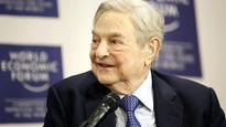 George Soros calls Trump a 'would-be dictator' who 'is going to fail'