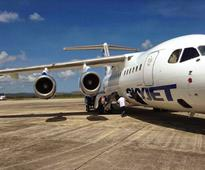 SkyJet makes emergency landing at NAIA