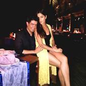 Clicked: Katrina Kaif with Manish Malhotra amidst a photoshoot
