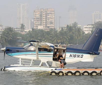 SpiceJet conducts seaplane trials, to put in operation in a year