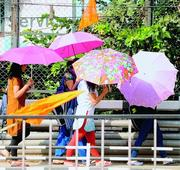 Hot and dry spell to stay, warns Met office