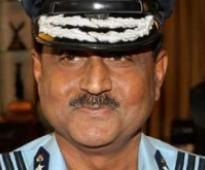IAF chief stresses on operational capability, training