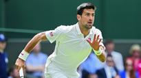 Wimbledon: Djoker stretched in opener