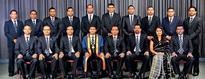 Upul Adikari appointed SLIM President for 2016/17 at 46th AGM