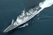 Korean shipbuilder to build 2 frigates for PH navy