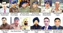 347 police, army, paramilitary staff get DGPs commendation medal