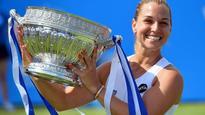 Tennis: First grasscourt title for Cibulkova