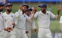 India dominate day 2 of Third Test against Sri Lanka