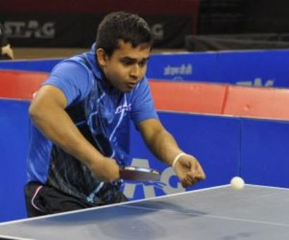 Soumyajit makes the cut at World TT Championships