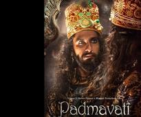 Padmavati row: Maharashtra minister seeks ban; Ranveer Singh backs film