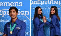 Three Indian-origin teens bag $100K worth prizes at US science contest