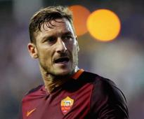 At 40! Francesco Totti at top of his game, age is just a number