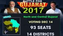 Voting for second-phase of Gujarat polls begins
