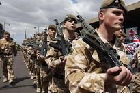 UK deploys more military personnel...
