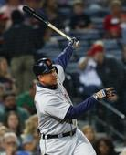 Cabrera 2 HRs, Tigers move up in playoff race, beat Braves (Yahoo Sports)