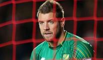 Norwich fail in red card appeal for keeper Mark Bunn
