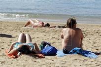 TIEMPO ALERTAS - Alerta naranja por calor en Gran Canaria y amarilla por lluvias en el noreste