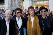 'You can't always get what you want,' Stones tell Trump