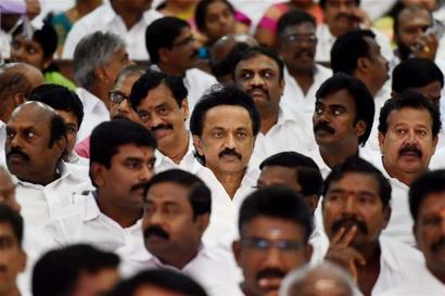 In politically divided Tamil Nadu, a tiny sign of change