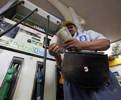 Petrol, diesel prices hiked from midnight