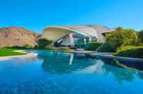 Celebrity Homes: Bob Hope's 1970's UFO Home in Palm Springs Sold