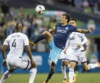 Whitecaps looking to keep playoff hopes alive on the road against Sounders