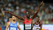 Had lot of family pressure going to London Olympics: David Rudisha