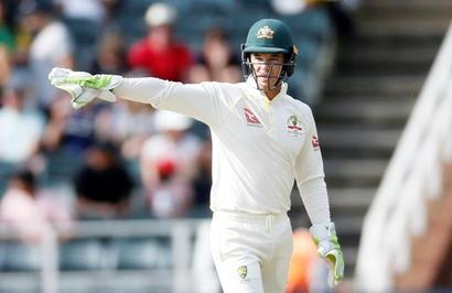 Australia captain Paine plays peacemaker in new era of respect
