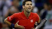 Tennis: Djokovic compares his tennis to boiling pasta