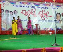 Odisha Tribal Children showcase their creativity in Sargi Phula but not in priority list for local tribal leaders