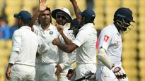 India v/s Sri Lanka | 2nd Test, Day 1: R Ashwin takes four as visitors get all-out for 205