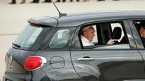 Pope Francis Fiat to be auctioned