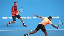 Bopanna-Mergea Beaten in Madrid Open Final