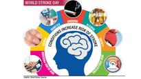 Younger population more at risk of stroke