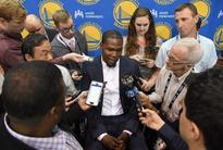Kevin Durant and Warriors highlight NBA's 2016-17 schedule release