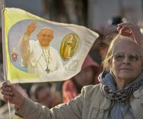Pope lands in Mexico for five-day visit