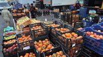 Wholesale market prices index up 1.4%