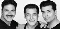 Just In: Salman Khan, Akshay Kumar, And Karan Johar Join Forces For A Big-Ticket Entertainer