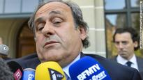 Michel Platini: Frenchman resigns as UEFA boss