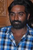 Vijay Sethupathi turns red hot!