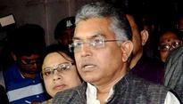 Dilip Ghosh praises tainted ED officer, leaves Bengal BJP red-faced