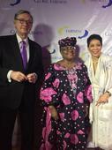Okonjo-Iweala receives Global Fairness Award