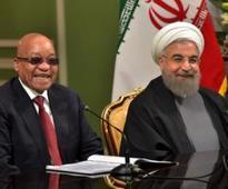 Zuma expands SA-Iran trade ties on state visit